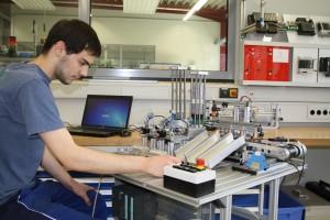 Elektroniker/-in für Automatisierungstechnik